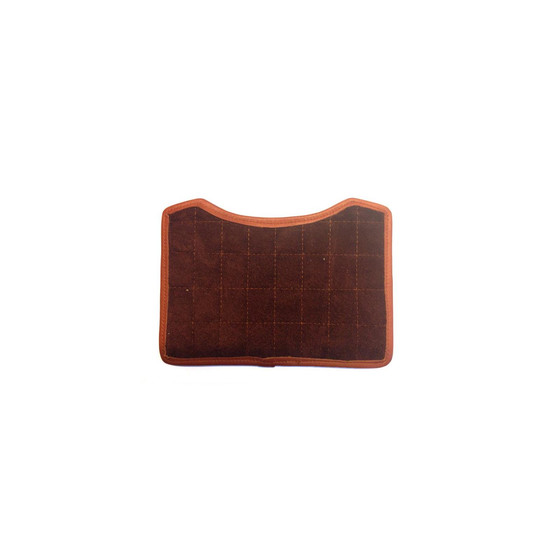 Leather Case for 32 chipcards