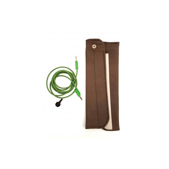 Textil or Area electrode (550 x 100 mm, with connecting cable) for pets
