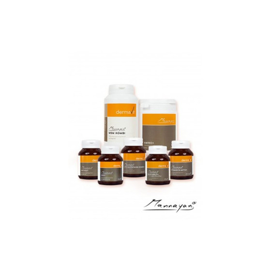Anti-Aging-Set Nutritional Supplements